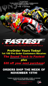Fastest - The Sequel to the Motorcycle Classic Faster - Pre Order Yours Today