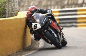 Stephen Davidson 2011 Macau GP