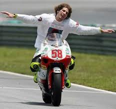 Picture of Marco Simoncelli