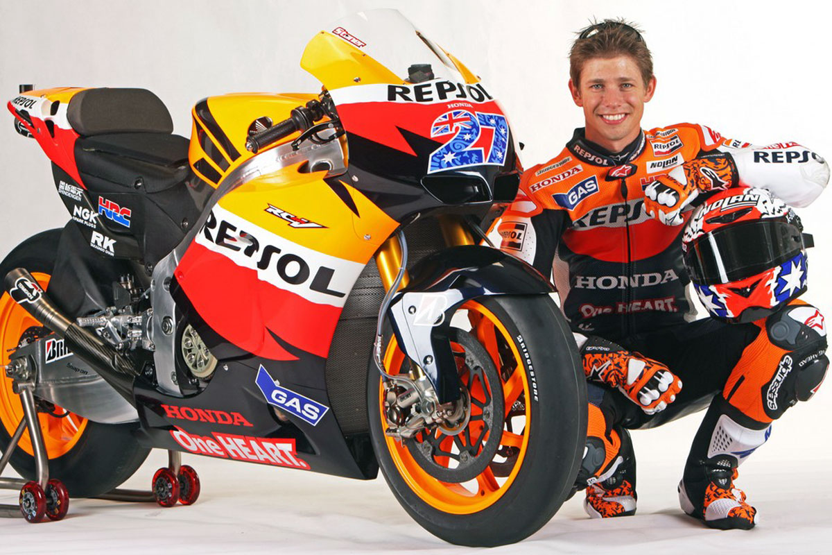 Is Casey Stoner Continuing To Egg-On Rossi?! | We Ride Motorsports | WeRideMotorsports.com
