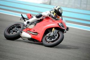 Ducati 1199 Panigale Test Ride & Review