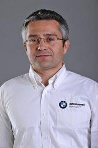 BMW's Andrea Dosoli