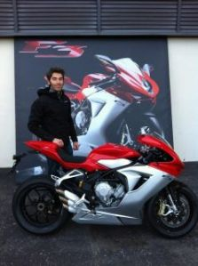 Eric Bostrom Rides the 2012 MV Agusta 675
