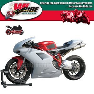 Optimal Racing Body Work - Ducati 1098