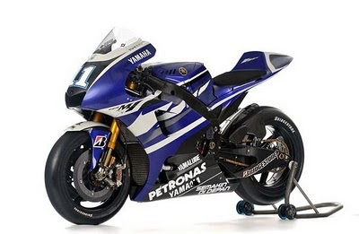 Discover the 2012 Yamaha YZR M1
