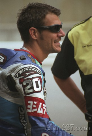 Aaron Yates will race in 2012 | We Ride Motorsports