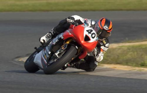 Jason DiSalvo Triumph | We Ride Motorsports