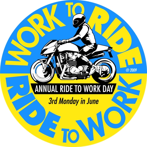 Ride to Work Day - June 18 | We Ride Motorsports