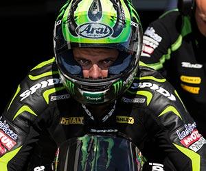 Cal Crutchlow - MotoGP Game Face   We Ride Motorsports