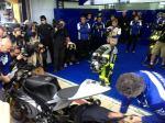 Rossi Valencia Test 6