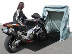 Speedway Motorcycle Shelter | We Ride Motorsports