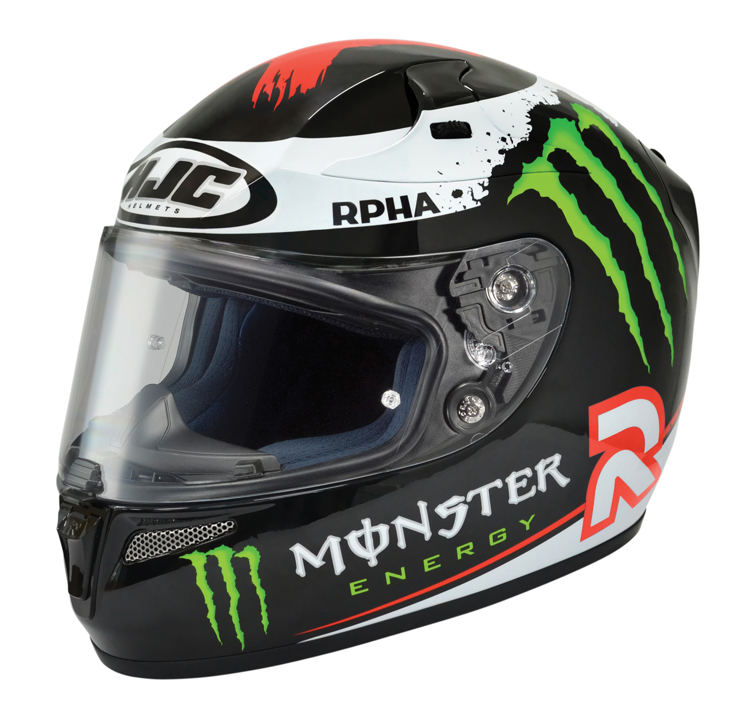First Look On Sale Jorge Lorenzo Hjc Rpha 10 Race