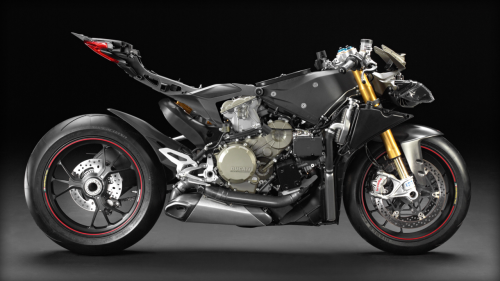 Ducati 1199 Panigale - Naked