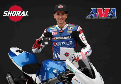 Shorai Batteries The Official Battery Of Martin Cardenas and Yoshimura Suzuki