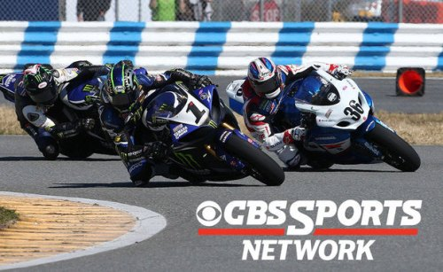 CBS Sports Network and AMA Racing TV Deal
