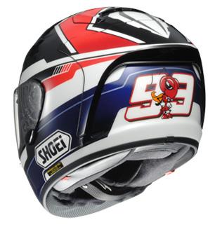 Shoei X 12 Marc Marquez Motorcycle Helmet