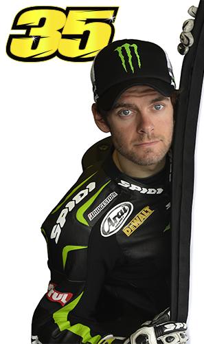 MotoGP Rider Cal Crutchlow at Mugello