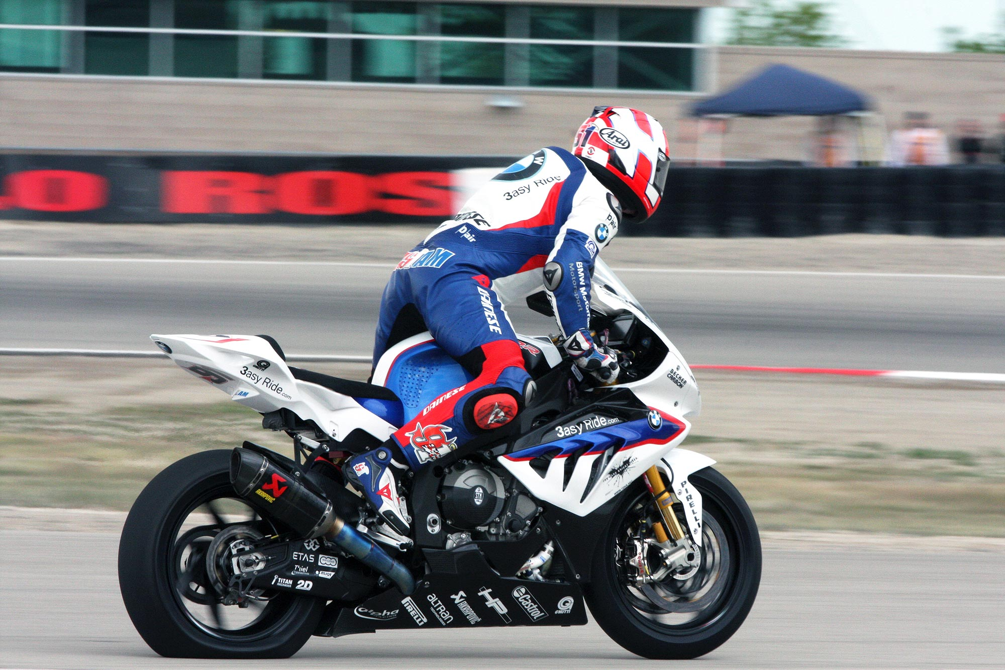 BMW Will Leave FIM World Super Bike Racing Championship ...