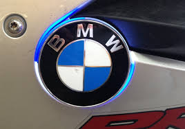 BMW s1000rr LED Lighted Roundel Turn Signal