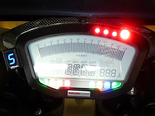 GIPRO-X Digital Gear Position Indicator