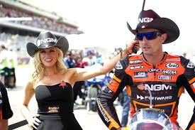 Colin Edwards Is A Unique Personality