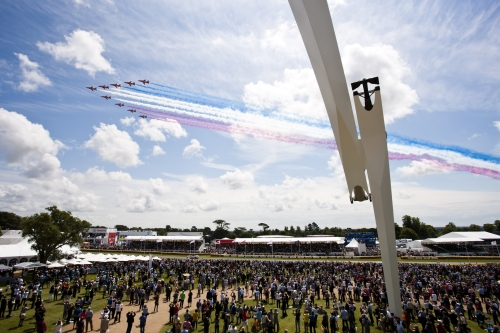 2015 Goodwood Festival of Speed - Valentino Rossi to Appear