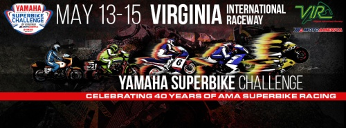 MotoAmerica Virginia International Raceway 2017